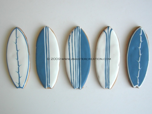 wedding surfboards